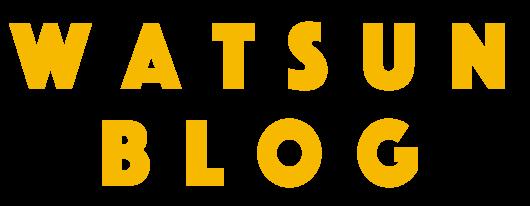 WATSUNBLOG